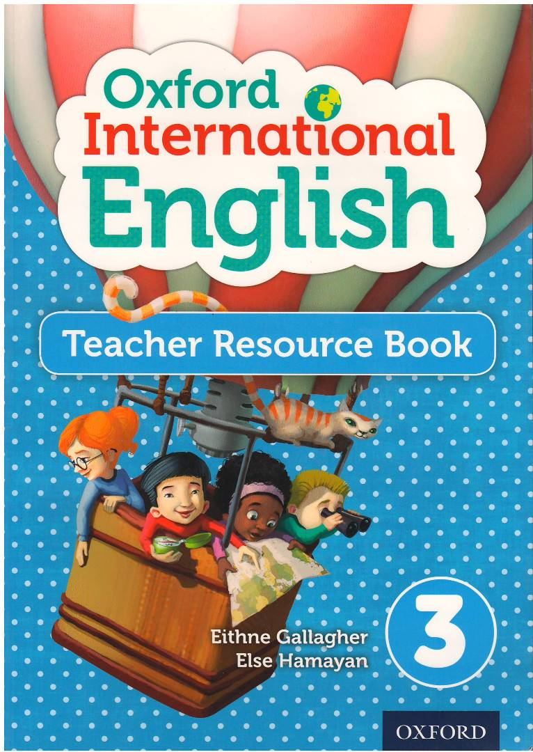 Oxford International Primary English 3 Teacher's Resource Grade 2