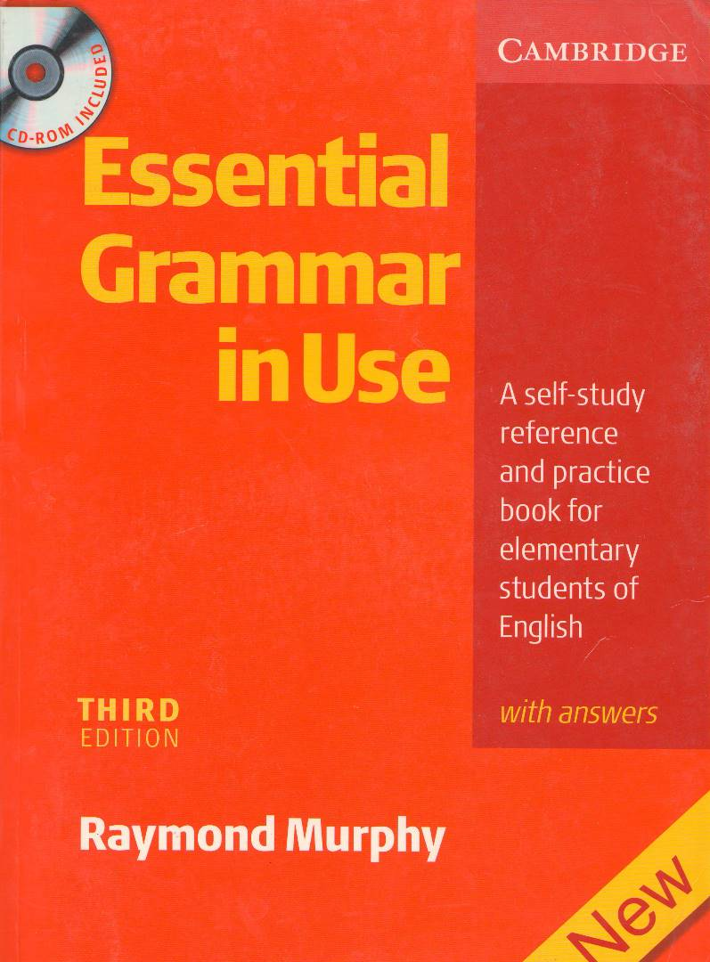 Essential Grammar In Use Third Edition