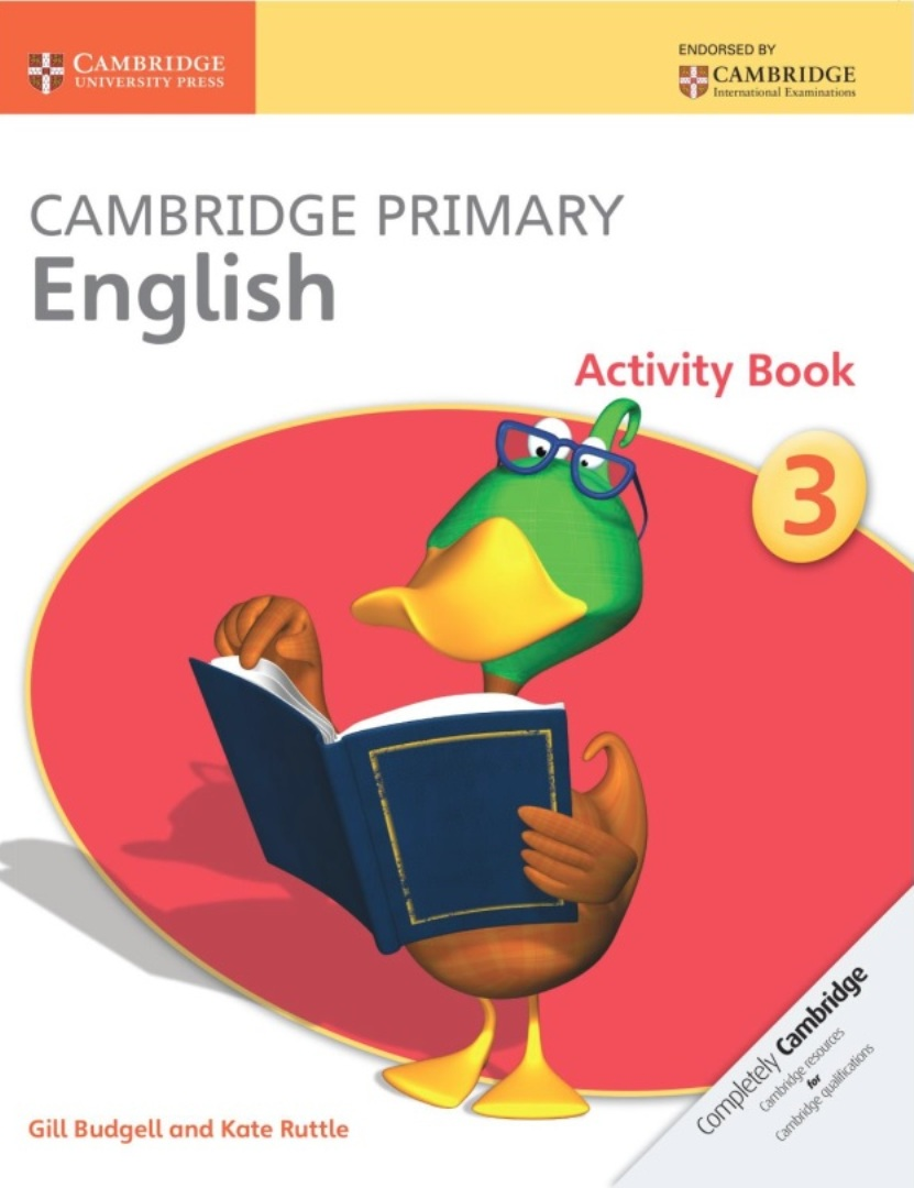 Cambridge Primary English Stage 3 Activity Book