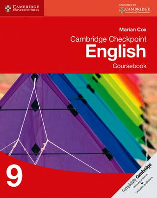 Cambridge Checkpoint English Coursebook Stage 9 Grade 8