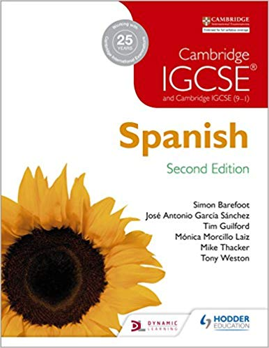 Cambridge IGCSE® and Cambridge IGCSE (9-1) Spanish Second Edition