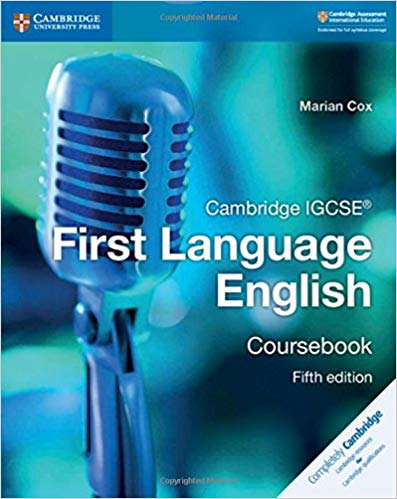 Cambridge IGCSE® First Language English Coursebook Fifth Edition