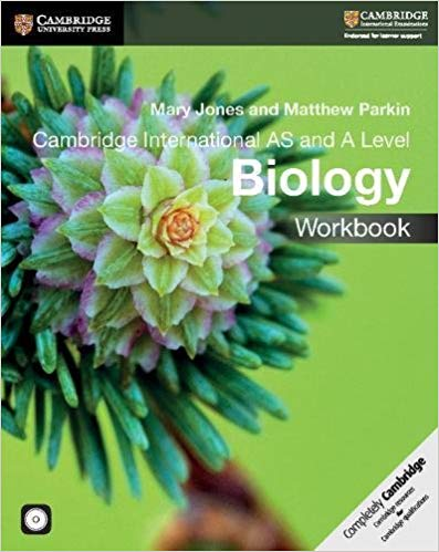 Cambridge International AS and A Level Biology Workbook with CD-ROM