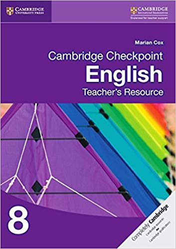 Cambridge Checkpoint English Teacher's Resource CD-ROM 8