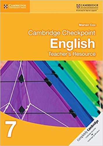 Cambridge Checkpoint English Teacher's Resource CD-ROM 7