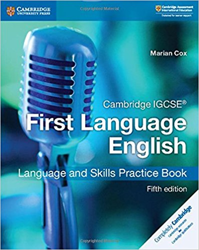 English First Language IGCSE and Skills Practice Book Cambridge International Examination