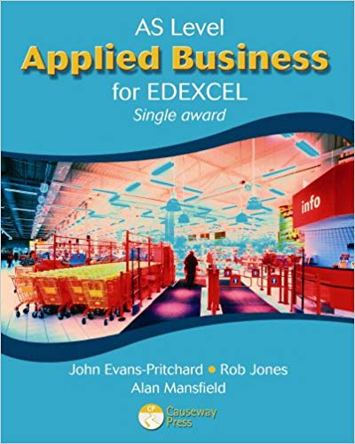AS Level Applied Business for Edexcel Single