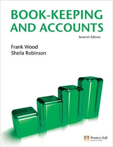 Book-Keeping and Accounts seventh Edition Student Book