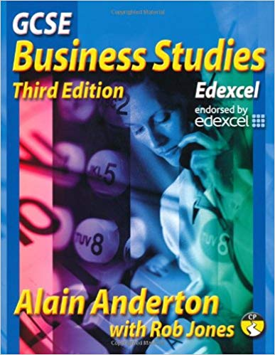 GCSE Business Studies 3rd