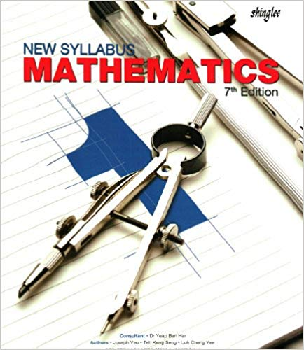 New Syllabus Mathematics 7 Ed.