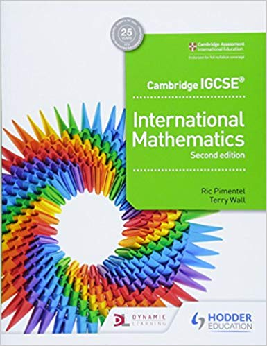 Cambridge IGCSE Internationa Mathematics 2 nd.
