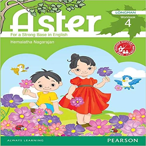 Aster For a Strong Base in English Workbook 4