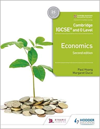 Cambridge IGCSE and O Level Economics 2nd