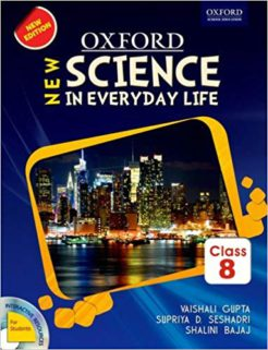 Oxford Science in Everyday Life men Class 8th