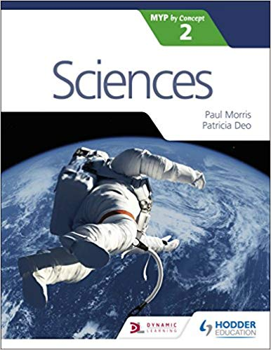 Sciences for MYP by Concept