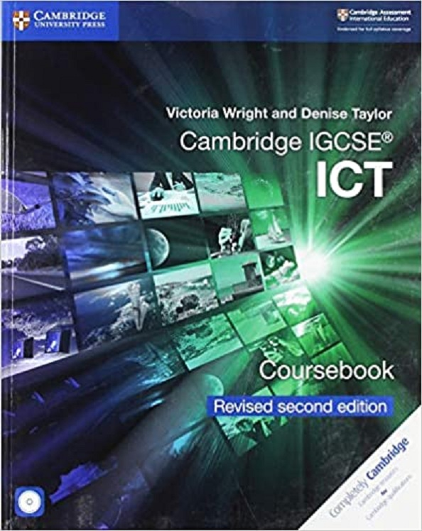 Cambridge IGCSE ICT Coursebook Revised Second Edition
