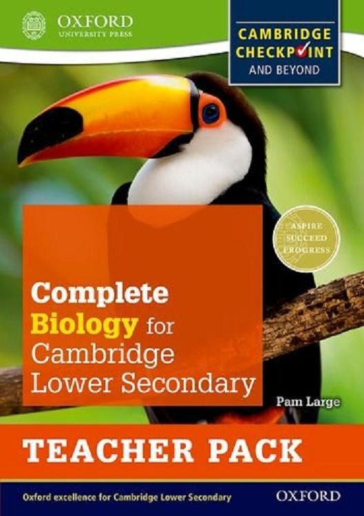 Complete Biology for Cambridge Lower Secondary 1 Teacher Pack