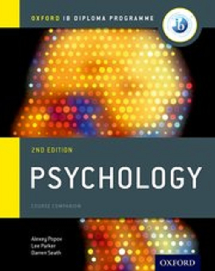 -IB COURSE BOOK PSYCHOLOGY 2017