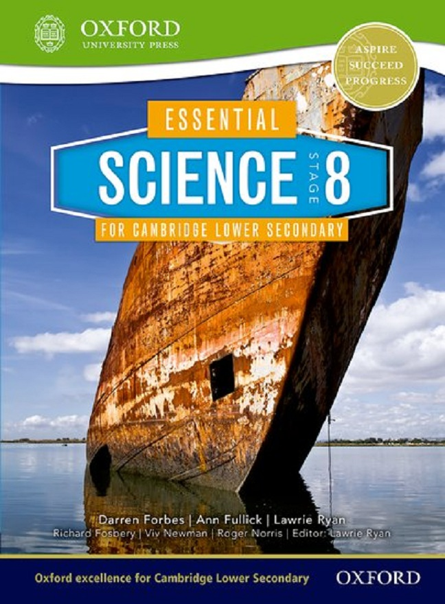 Essential Science for Cambridge Sec 1 Stage 8
