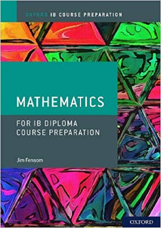 IB Course Preparation Mathematics Student Book