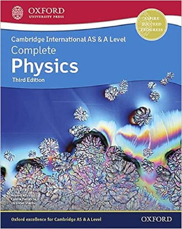 Cambridge International As & A Level Complete Physics Student Book