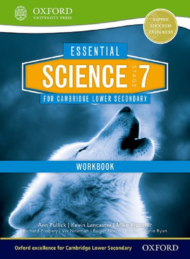 Essential Science for Cambridge Sec 1 Stage 7 WB