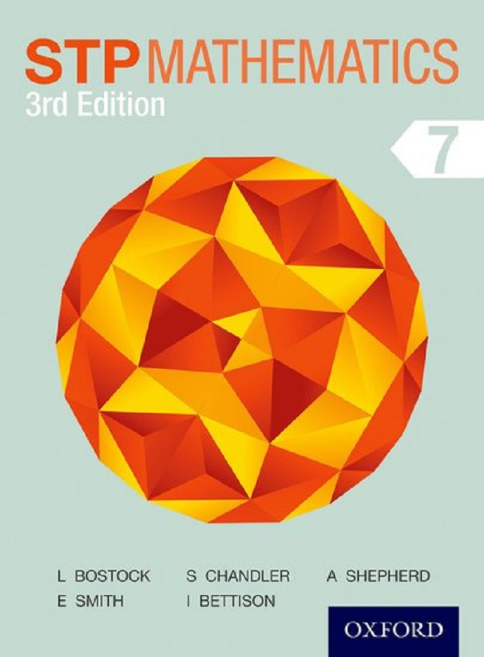 STP Mathematics 7 MYP Grade 6 Third Edition Course Book