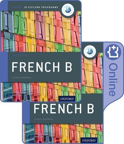 French B Oxford IB Deploma Programme