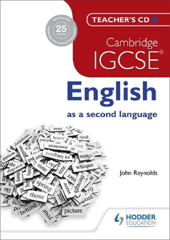 Cambridge IGCSE English as a second language Teacher's CD