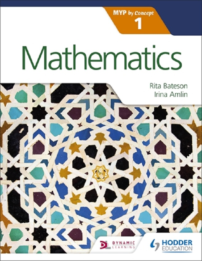 Mathematics MYP bY Concept 1