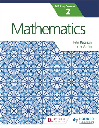 Mathmatics for MYP by Concept