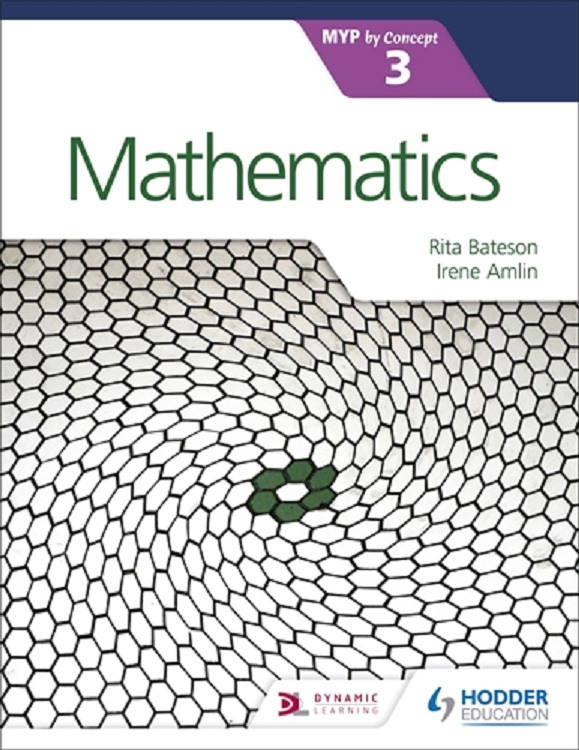 Mathematics For MYP by Concent 3