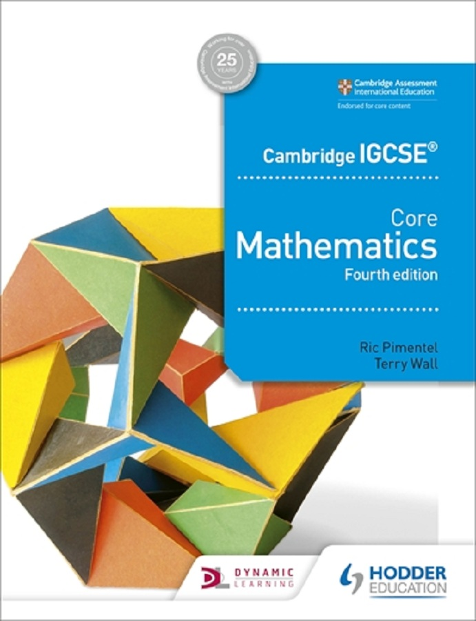 Cambridge IGCSE Core Mathematics 4th edition