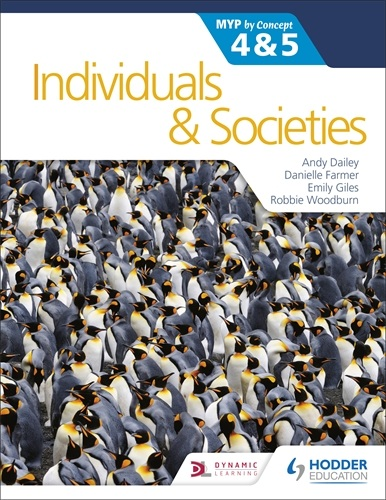 Individuals & Societies for the IB MYP by Concept 4 & 5