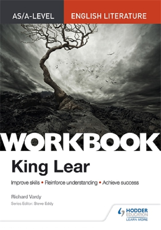 AS/A-level English Literature Workbook King Lear