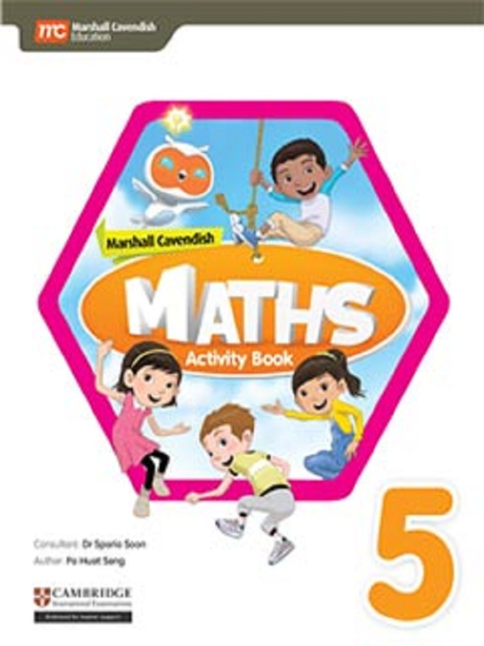 MARSHALL CAVENDISH MATHS ACTIVITY BOOK 5