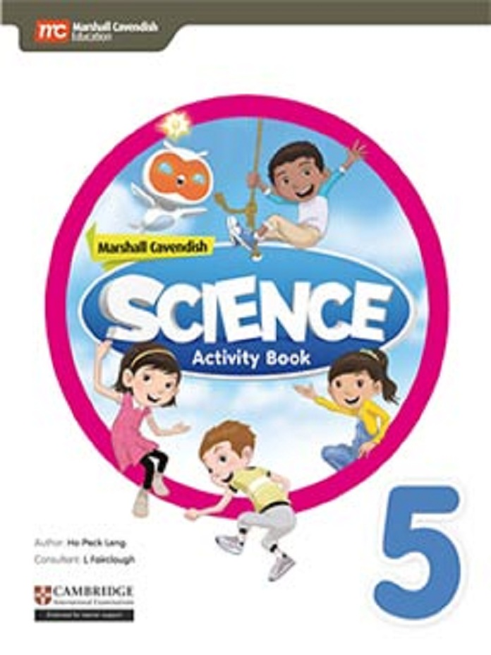MARSHALL CAVENDISH SCIENCE ACTIVITY BOOK 5
