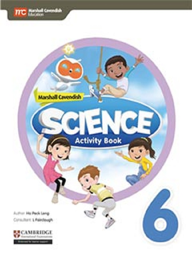 MARSHALL CAVENDISH SCIENCE ACTIVITY BOOK 6