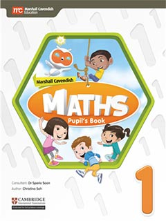 Marshall Cavendish Maths Pupil's Book 1
