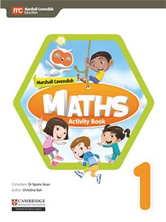 MARSHALL CAVENDISH MATHS ACTIVITY BOOK 1