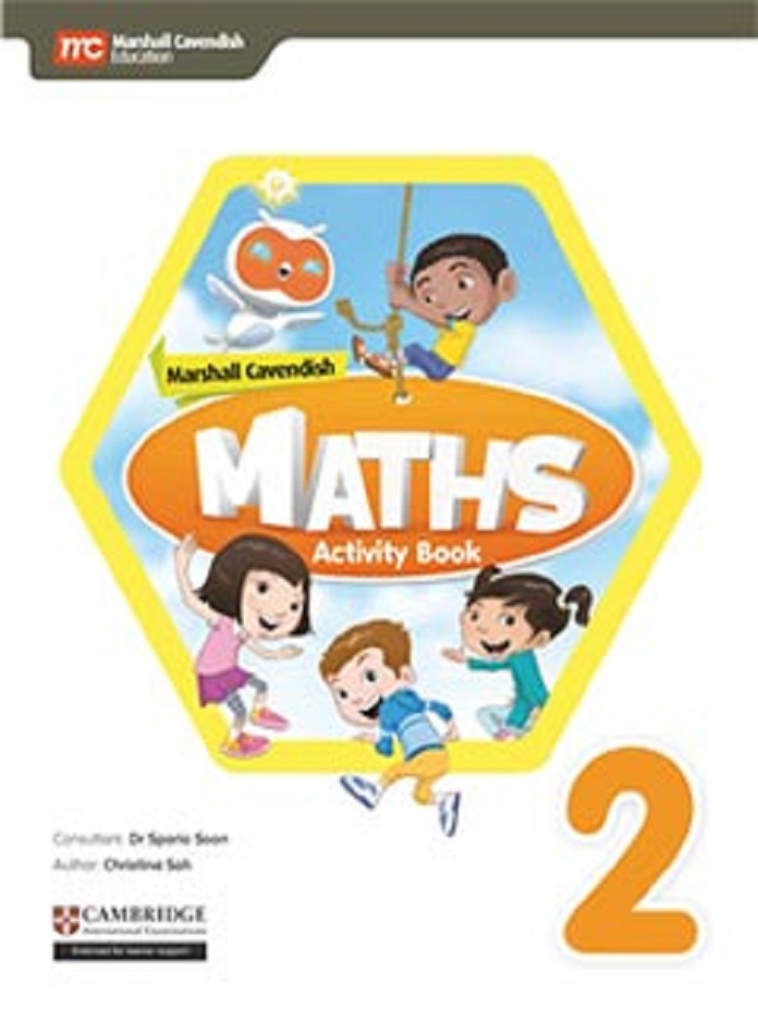 MARSHALL CAVENDISH MATHS ACTIVITY BOOK 2