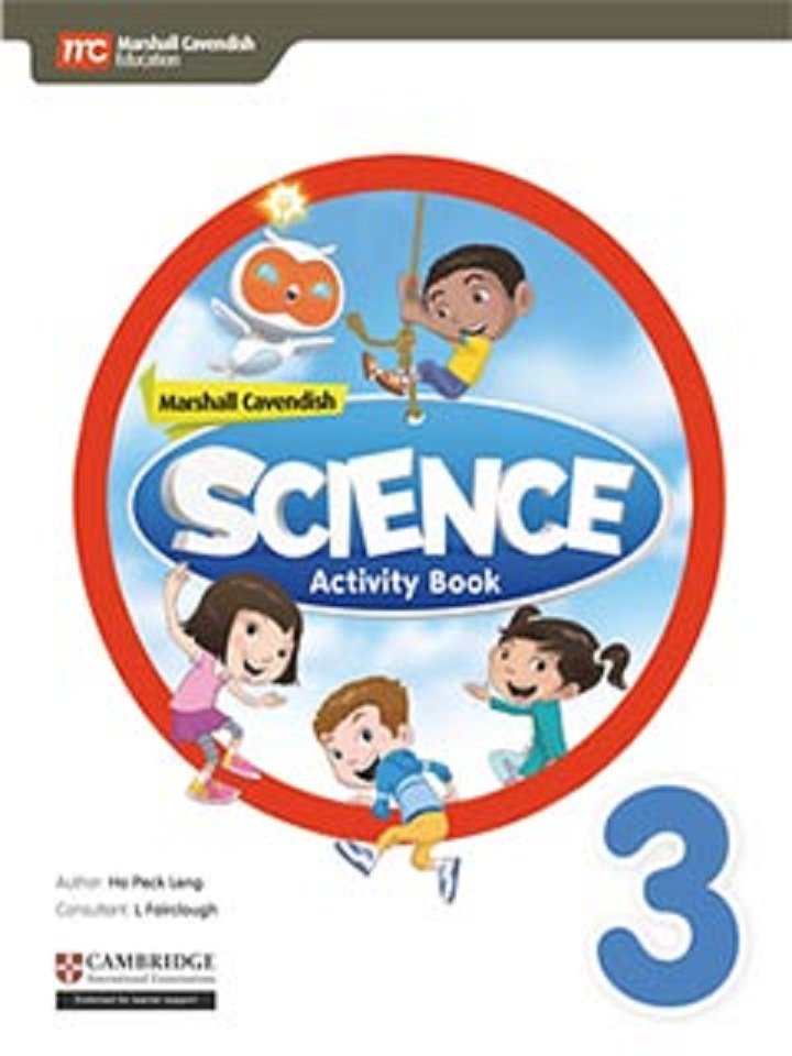 Science Activitybook3