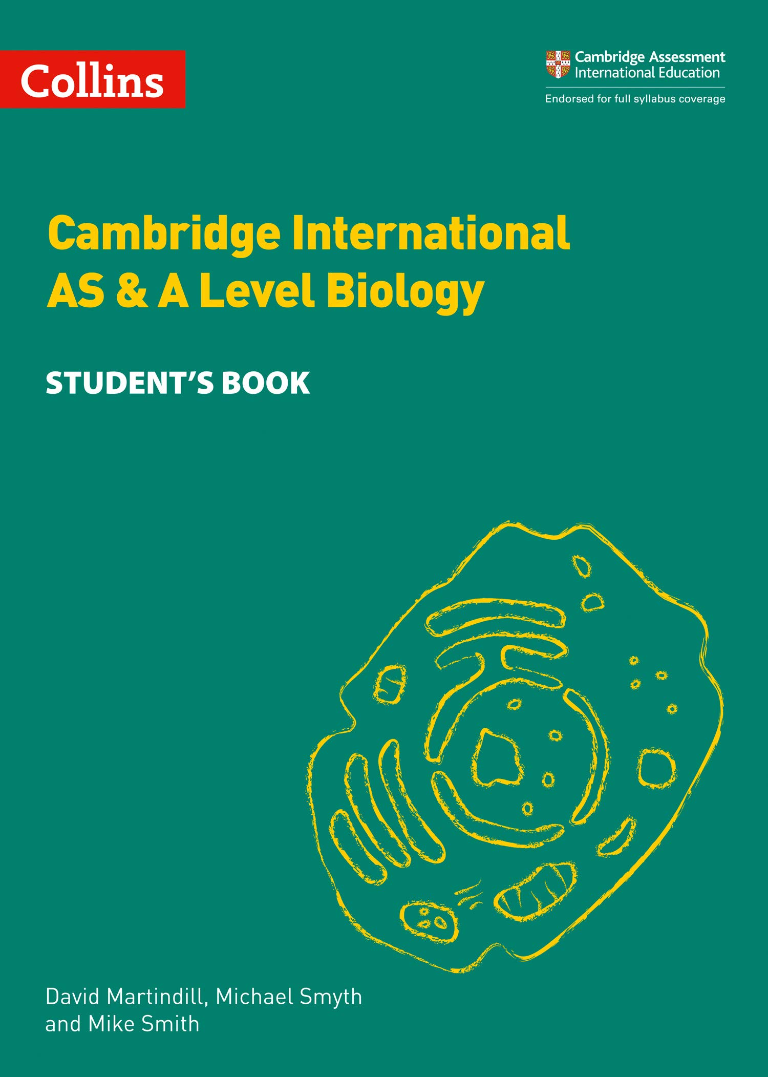 Collins Cambridge International AS & A Level Biology Student Book