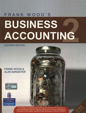 Business Accounting Vol II by Frank Wood