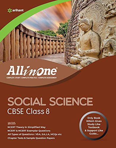 CBSE All In One Social Science Class 8
