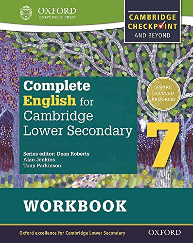 Complete Mathematics Grade 6 Checkpoint Course Book for Cambridge Lower Secondary 1