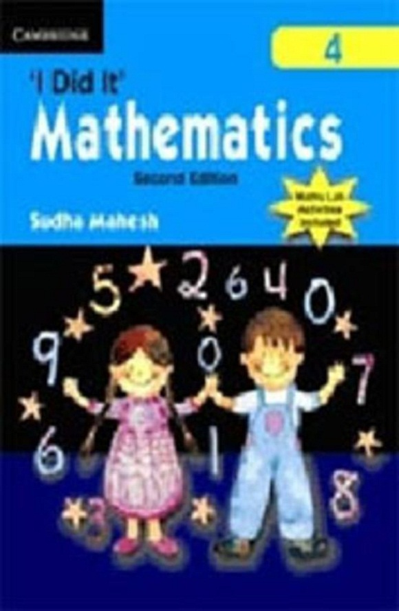I Did It Mathematics Students Book grade 4