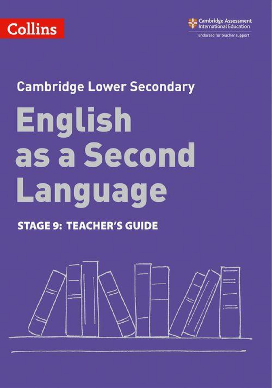 Collins English Stage 9 Teacher's Guide Grade 8 as a Second Language Lower Secondary