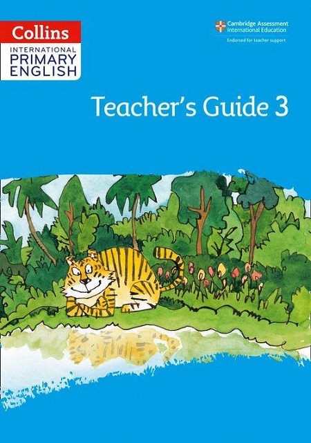 Collins English Stage 3 Teacher's Guide Grade 2 International Primary