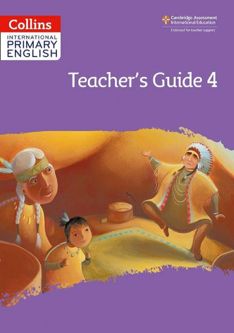 Collins English Stage 4 Teacher's Guide Grade 3 International Primary